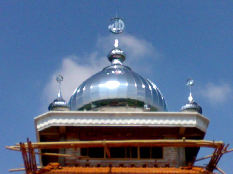 Jasa Kontraktor Masjid & Kubah Masjid di Semarang, Jawa Tengah
